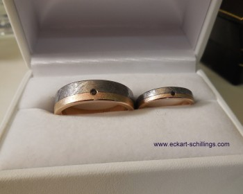 contact me if you too want to create your own wedding rings - Create Your Own Wedding Ring